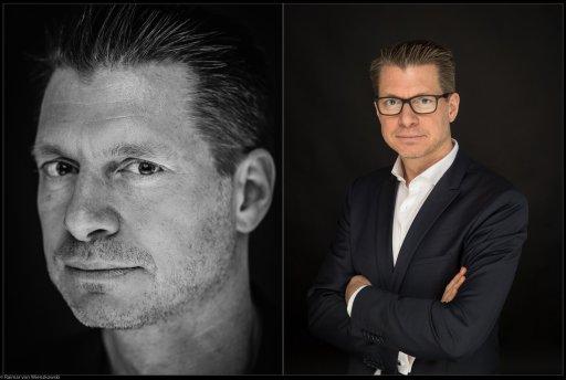 Business portrait, © Raimar von Wienskowski