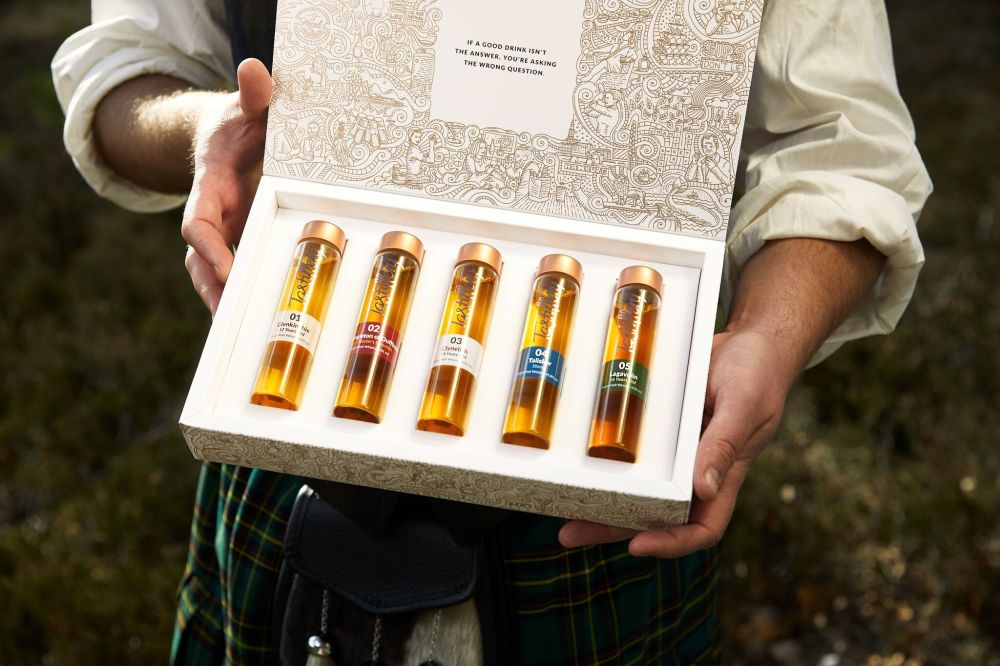 The Whisky Adventure Box - Tastillery